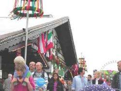 シュトットガルトの祭り