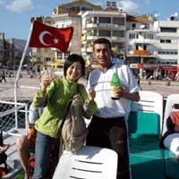 トルコ人は本当に親切だ!