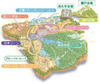 愛地球博の地図