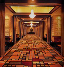 水戸プラザホテル入り口