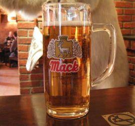 世界最北端ビール