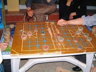 中国版チェス?