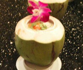 ココナッツチキンスープ